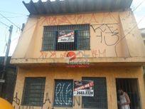 Casa com 1 dormitório para alugar, 40 m² por R$ 600/mês - Penha de França - São Paulo/SP