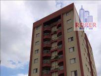 Apartamento residencial à venda, Vila Invernada, São Paulo.