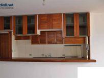 Apartamento com 1 dormitório para alugar, 50 m² por R$ 1.000/mês - Horto Florestal - São Paulo/SP