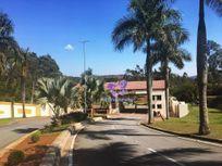 Terreno à venda, condomínio Ecoville, Araçariguama/SP.