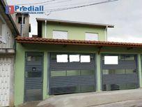 Sobrado residencial para locação, Vila Zat, São Paulo.