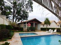 Casa residencial para locação, Mansões Santo Antônio, Campinas - CA0442.