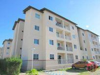 Apartamento para alugar, 57 m² por R$ 700,00/mês - Pedras - Itaitinga/CE
