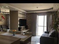 Apartamento com 3 dormitórios à venda, 62 m² por R$ 423.900,00 - Tatuapé - São Paulo/SP