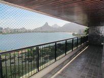 Apartamento residencial para locação, Lagoa, Rio de Janeiro.