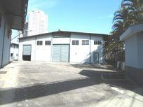 Galpão para alugar, 2400 m² por R$ 29.000,00/mês - Lapa - São Paulo/SP