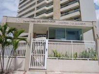 Apartamento residencial à venda, Engenheiro Luciano Cavalcante, Fortaleza - AP0108.