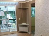 Apartamento residencial à venda, Parque Rincão, Cotia - AP1404.