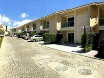 Casa com 3 suítes à venda, 113 m² por R$ 450.000 - Engenheiro Luciano Cavalcante - Fortaleza/CE