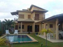Sobrado residencial à venda, Cumbuco, Caucaia.