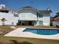 Casa com 4 dormitórios para alugar, 360 m²  - Jardim Passargada, Granja Viana - Cotia/SP