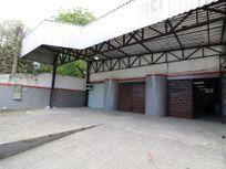 Galpão para alugar, 396m² por R$ 3.000/mês - Benfica - Fortaleza/CE