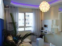 Apartamento residencial para locação, Jardim Esplanada, São José dos Campos.