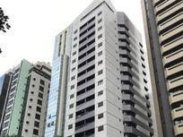 Flat residencial à venda, Batel, Curitiba.