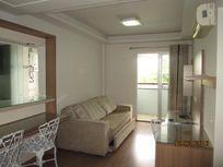 Barra - Blue Coast - Apartamento totalmente mobiliado - 1qt - 60m²