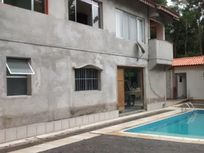 Chácara residencial à venda, Val Flor, Embu-Guaçu.