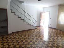 Sobrado residencial para locação, Vila Campo Grande, São Paulo.
