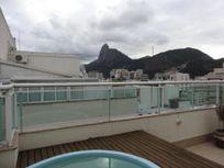 Cobertura com 3 dormitórios à venda, 137 m² - Botafogo - Rio de Janeiro/RJ