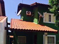 Sobrado residencial para locação, Coopharádio, Campo Grande.