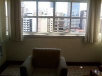 Flat com 2 dormitórios à venda, 58 m² por R$ 300.000 - Gonzaga - Santos/SP
