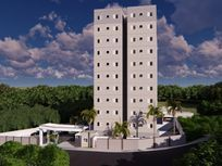 Apartamento à venda, 44 m² por R$ 134.000,00 - Vila Helena - Sorocaba/SP