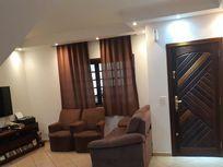 Sobrado com 3 dormitórios à venda, 169 m² por R$ 639.000 - Vila Marchi - São Bernardo do Campo/SP