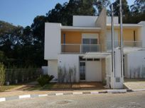Casa residencial à venda, Chácara Pavoeiro, Cotia - CA4015.