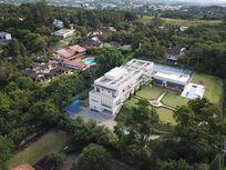 Mansão Porteira Fechada, Parque Silvino Pereira, Cotia.
