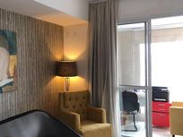 Studio com 1 dormitório para alugar, 35 m² por R$ 2.000,00/mês - Tatuapé - São Paulo/SP