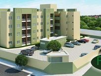 Apartamento residencial à venda, Planalto Caucaia, Caucaia.