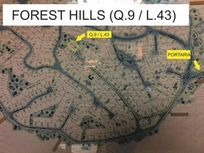 Terreno residencial à venda, Forest Hills, Jandira - TE0650.