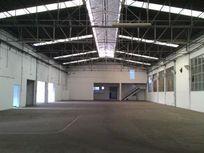 Galpão industrial com 3.200m² para locação, Lapa de Baixo, São Paulo.