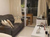 Apartamento com 64m2 com 2 dormitórios sendo 1 suíte na Vila Mariana