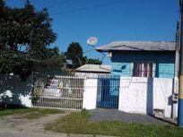 Terreno com 2 casas no Centro de Navegantes Sc