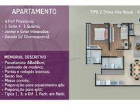 Apartamento em Jaraguá do Sul - Jaraguá Esquerdo