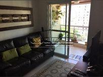 Lindo apartamento todo mobiliado Bairro Vila Romana, São Paulo
