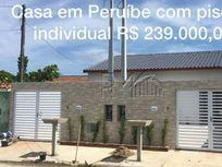 Casa 2 dormitórios em em Peruibe SP