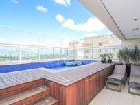 Cobertura com 4 quartos e 27 Andar na BARAO DO TRIUNFO, São Paulo, Brooklin Novo