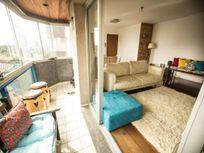 Apartamento à venda com 123m² no Campo Belo