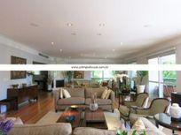 Apartamento residencial para venda e locação de 465 m² - Moema, São Paulo.