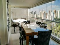 Apartamento com 4 quartos e Sauna na R José de Oliveira Coelho, São Paulo, Vila Andrade