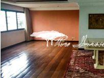 Apartamento com 4 quartos e 3 Salas na R Nelson Gama de Oliveira, São Paulo, Vila Andrade