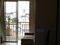 Apartamento com 2 quartos e Terraco na R ALBA, São Paulo, Vila Parque Jabaquara