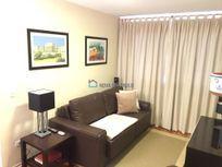 Apartamento com 1 quarto e 12 Andar na R João Mafra, São Paulo, Vila Brasílio Machado