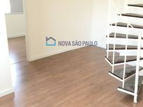 Cobertura com 2 quartos e 2 Vagas na R Taquaruçu, São Paulo, Vila Parque Jabaquara