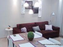 Apartamento com 2 quartos e Guarita na Rua Milton Soares, São Paulo, Jardim Sarah, por R$ 325.000