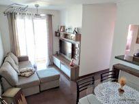 Apartamento com 2 quartos e Elevador na Rua Milton Soares, São Paulo, Jardim Sarah, por R$ 285.000