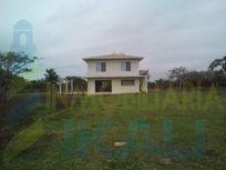 Venta casa + terreno 2 hectáreas Chorreras Tamiahua Veracruz, Tamiahua