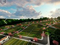 Terrenos com 125m² loteamento Reserva das Pitas na Divisa de Jandira Itapevi e Cotia - Pitas Jandira