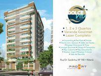 Dolce Vitta - Apartamento Padrão para Venda em Santa Rosa Niterói-RJ - gm222